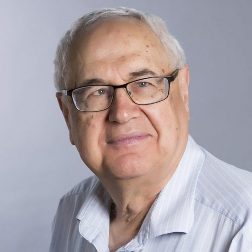 Prof. R. Benny Gerber